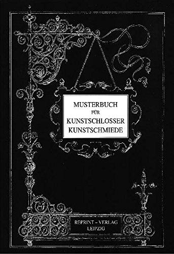 Modellbuch für Kunstschlosser Buch Max Metzger von Metzger