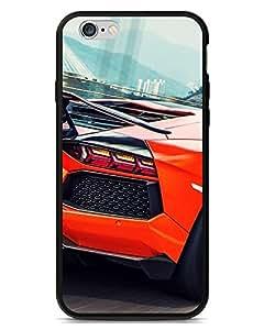 iPhone5s Case Cover's Shop 5153907ZH366208879I5S Lamborghini Aventador Custom Hard CASE for iPhone 5/5s Durable Case Cover