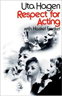 Respect for acting uta hagen haskel frankel 0785555032309 by uta hagen respect for acting fandeluxe Gallery