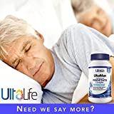 UltaLifes #1 Rated Best Advanced Prostate Health Supplement For Men- Proprietary Formula With Natures Remarkable Herb, Saw Palmetto + Beta-Sitosterol & More - 100% Satisfaction Money Back Guarantee