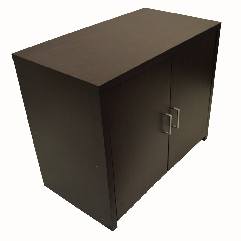 baumhaus mobel oak hidden home office size hideaway sideboard office computer storage desk dark oak baumhaus mobel oak extra