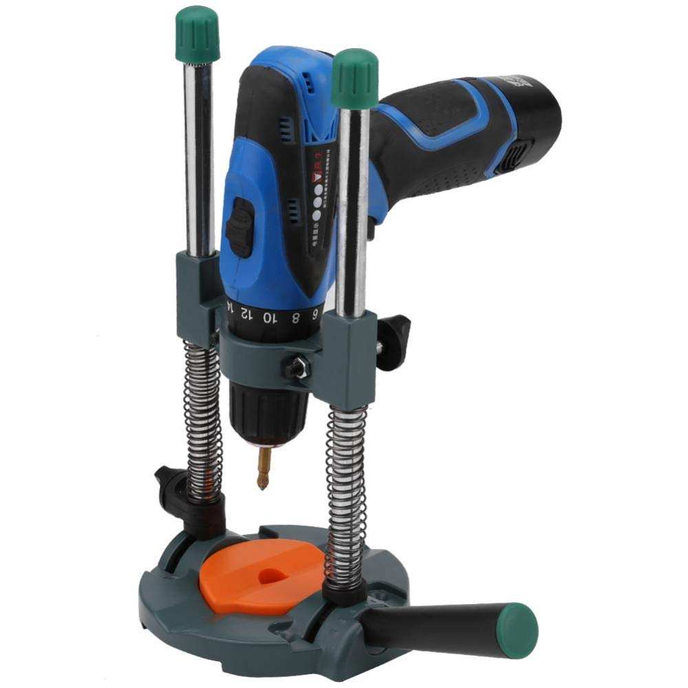 Multi-Angle Drill Guide Holder Stand Wood Drilling Positioning Bracket for Electric Drill Guide