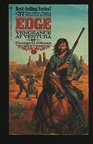 book cover of Vengeance at Ventura