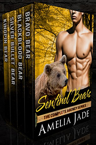 Bravo Bear (Sentinel Bears: The Complete Agency Series (A Fated Mate Shifter Romance Bundle))