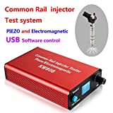 Kawish KW608 multifunction diesel common rail injector tester USB Injector tester software diesel...
