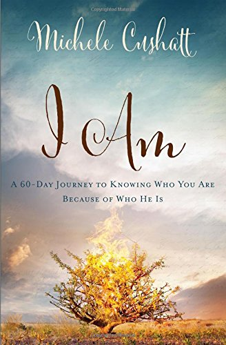 I Am: A 60-Day Journey to Knowing Who You Are Because of Who He Is