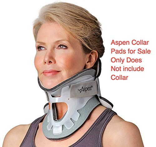 (Replacement Pads - Aspen Cervical Collar Neck Brace for Neck Pain Relief and Neck Support)