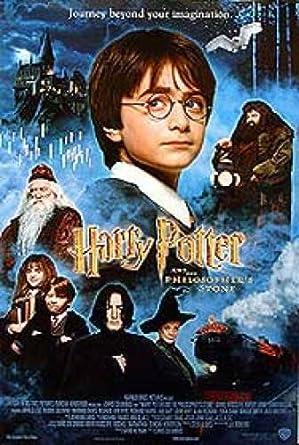 Harry Potter The Philosophers Stone International 27x40 Movie