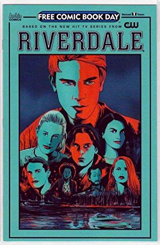 - Riverdale #1 Free Comic Book Day 2017