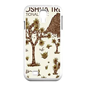 Samsung Galaxy S4 9500 Cell Phone Case White JOSHUA TREE NATIONAL PARK FXS_752238