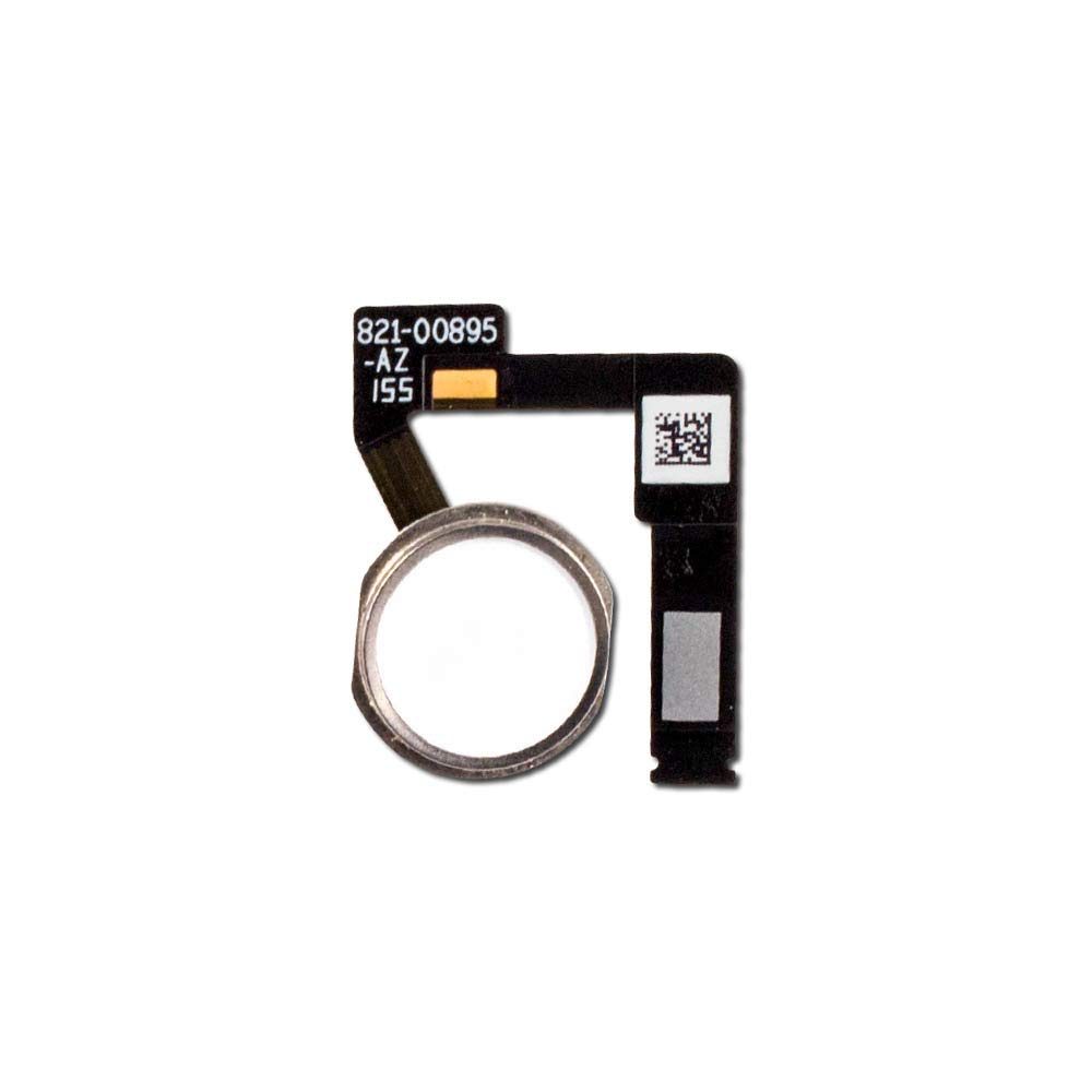 Home Button Flex Cable Ribbon Connector for Silver iPad Pro 12.9'' (2017) A1670, A1671