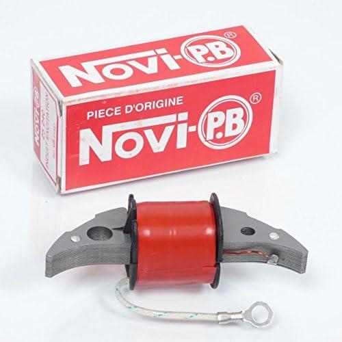 Bobine dallumage HT Novi Mobylette Motobecane 50 AV7 25 240 AV7 AV10 Neuf MB 21947