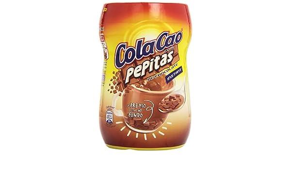 Cola Cao Pepitas - 360 gr: Amazon.es: Alimentación y bebidas