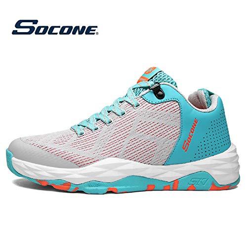 EAOJRSCSA Atmungsaktive Basketball-Schuhe Herren Low Wear Wear Stiefel Herren Laufschuhe Herren Student Schuhe