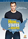 How the States Got Their Shapes: Season 2 [DVD]