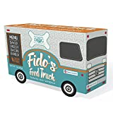 Exclusively Dog 9000 Fido'S Food Truck Dog Treats, Small
