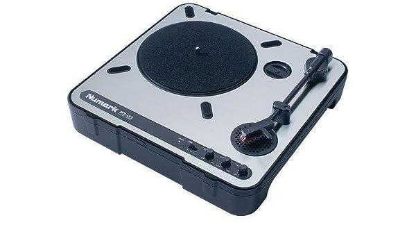 Numark - PT-01 Giradiscos portátil con USB: Amazon.es ...