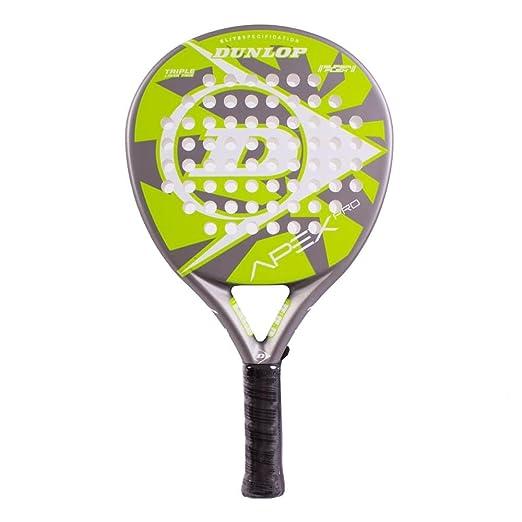 Pala de Pádel Dunlop Apex Pro: Amazon.es: Deportes y aire libre