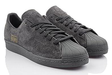 Adidas superstar 8os pulito le scarpe originali degli uomini