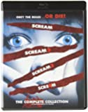 Scream: The Complete Film Collection 1-4 [Blu-ray 1 2 3 4]