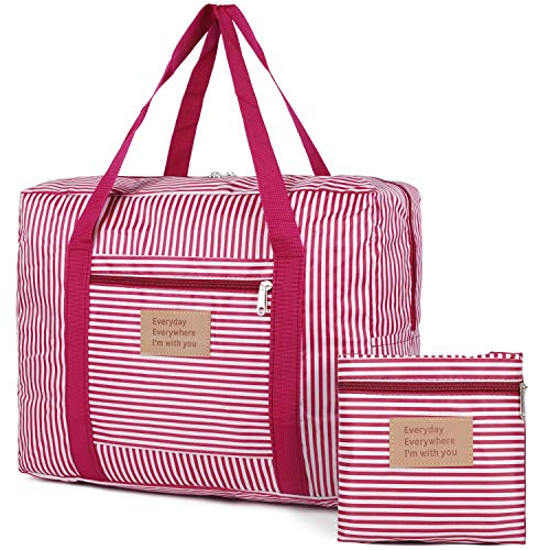For Spirit Airlines Foldable Travel Duffel Bag Tote Carry on Luggage Weekender for Women and Girls