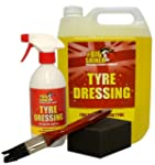 Professional TYRE DRESSING kit contai...