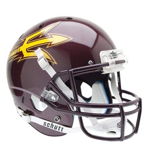 NCAA Arizona State Sun Devils Replica XP Helmet - Alternate 3 by Schutt