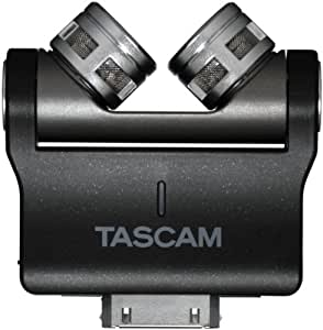 TASCAM IM2X Rotatable X-Y Stereo Microphone for Apple iOS (Discontinued by Manufacturer)