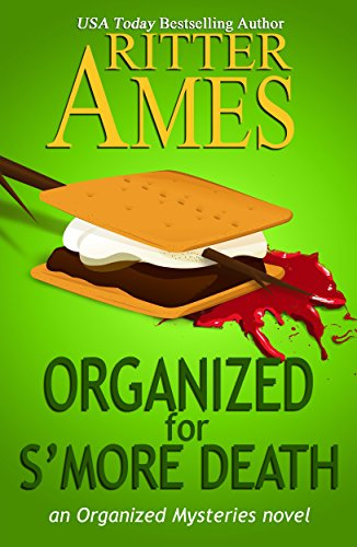 Organized for S'more Death (Organized Mysteries Book 4) by [Ames, Ritter]