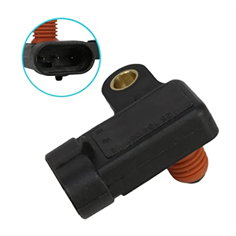 DOICOO Manifold Absolute Pressure MAP Intake Air Sensor Switch Fit on idle air sensor, map of passat engine, mat air sensor,