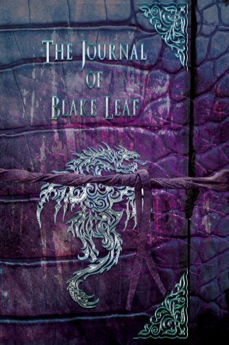 Journal Blake Leaf Dragonian Novel
