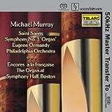 Saint-Saens Symphony No. 3 ''Organ'' / Encores a la Francaise / Ormandy, Murray, Philadelphia Orchestra (Stereo Hybrid SACD)