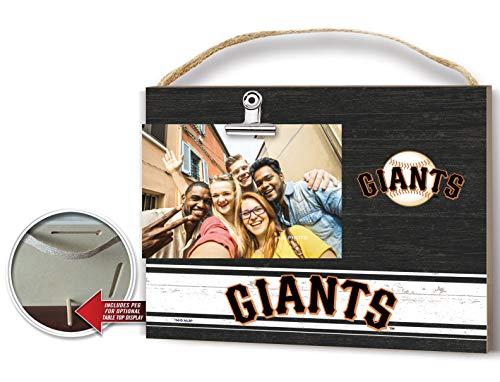 KH Sports Fan Clip It Colored Logo Photo Frame San Francisco Giants (Francisco Giants Pictures San)