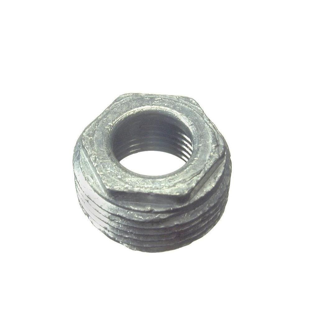 1-1//2 x 3//4 1-1//2 x 3//4 Halex 13507B Reducing Bushings for Rigid Steel 25 Piece