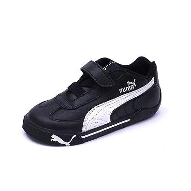 e51b800755d41 Puma Unisex Babies  Speed cat 2.9 lo v Kids First Walking Shoes ...