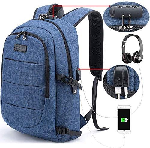 Tzowla Travel Laptop Backpack College product image
