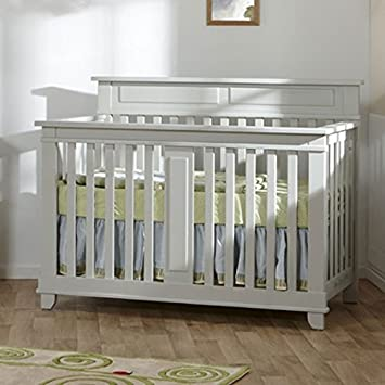 Pali Torino Collection Forever Crib In Stone