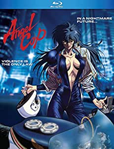 Amazon.com: Angel Cop Complete OVA Series [Blu-ray]: Angel ...