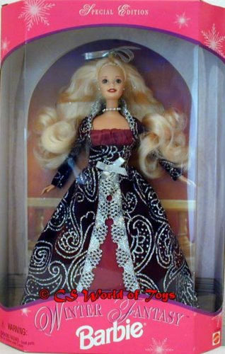 1996-winter-fantasy-barbie-2-blonde-sams-club-exclusive