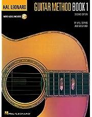 Guitar Method Book 1 - Songbook/CD