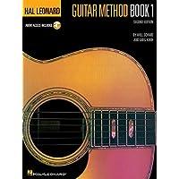 Hal Leonard Guitar Method Book 1 + Audio: Second Edition