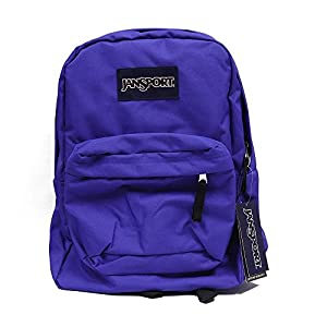 Jansport Superbreak Backpacks (Violet Purple)