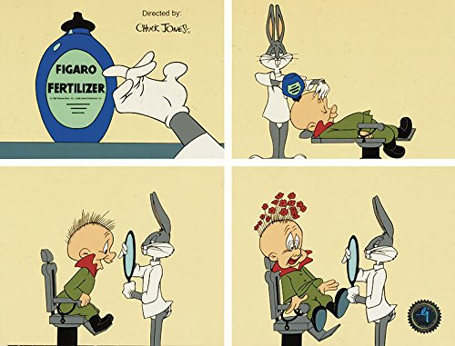 bugs-bunny-figaro-warner-brothers-sericels-le-9500-16x20