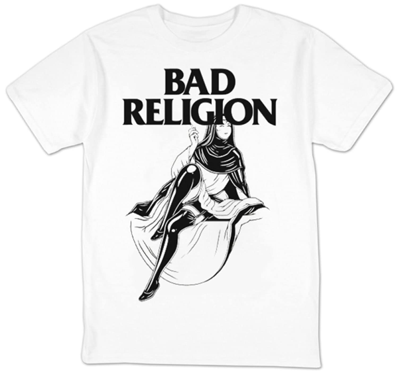 Bad Religion - Mens Sexy Nun T-Shirt