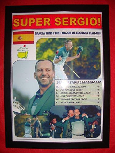 sergio garcia poster