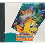 Freddi Fish and The Missing Kelp Seeds