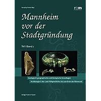 Mannheim vor der Stadtgründung. Archäologie I/1: Archäologie I: Der Naturraum Rhein-Neckar. Ur- und Frühgeschichte bis zur Spätantike