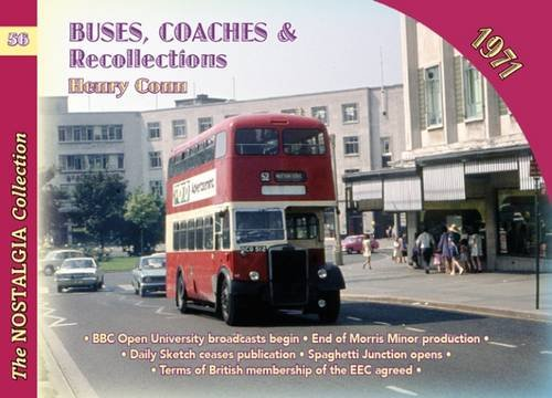 Buses, Coaches & Recollections 1971