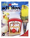 JW Pet Company Activitoys Birdie Bowling Bird Toy, My Pet Supplies