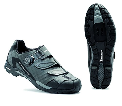 Northwave Outcross Plus MTB Shoes Anthra/Black 45 from Northwave